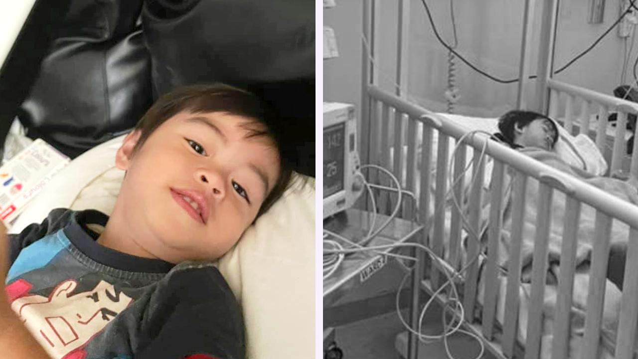 Couple Who Lost Their Son To COVID-19 Tells Parents: 'Wag Balewalain Dahil Totoo Siya'
