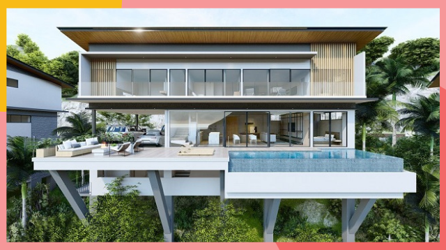 Look! Slater Young Is Working On Skypod 2.0: 'Ito 'Yung Indoor-Outdoor Living Talaga'
