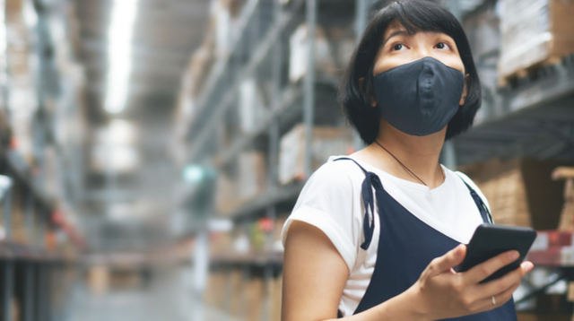 DOH: Wearable Air Purifiers Give 'False Security,' Offers No Protection Against COVID-19