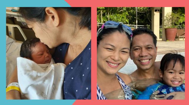 Maraming Nagtanong Kay Miriam Quiambao Dapat Ba Siyang Mag-Swimming Post-CS Delivery