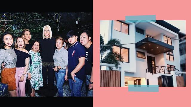 Vice Ganda Gifts Mom A 7-Bedroom House With A Pool! 'Ibigay Ang Bongga Hanggang Kaya'