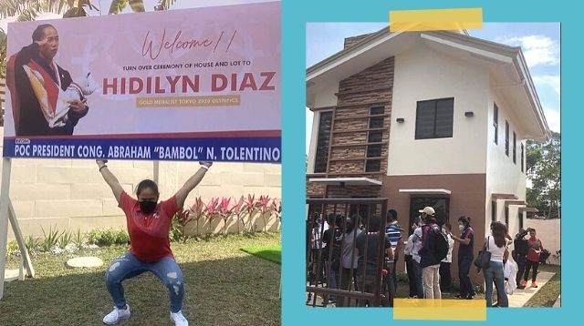Hidilyn Diaz Now Has A P5-Million Vacation Home In Tagaytay!