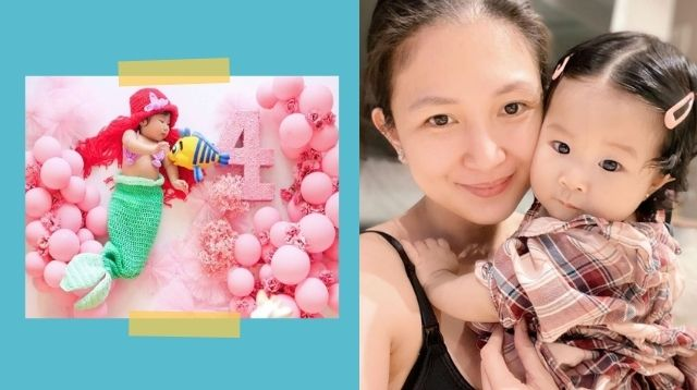 Nakakagigil Photos Of Sheena Halili's Daughter As Disney Princesses To Make You Smile