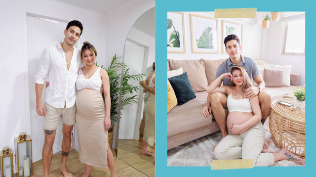 Sam Pinto Says Husband Anthony Semerad Is Patient, 'Emotionally There,' And Cooks!