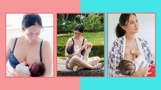 Celeb Moms Get Real About The Ups And Downs Of Breastfeeding: 'I Used To Hate It'