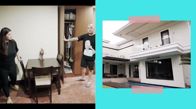 Angel Locsin And Neil Arce's House Tour: 'Kailangan May Bahay Ang Washing Machine'