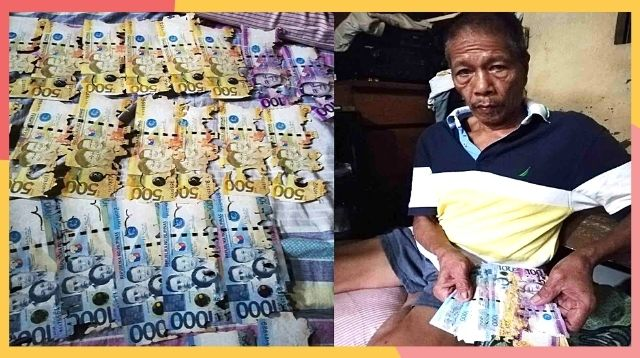 Termites Ate This Single Dad's P50,000 Worth Of Savings, And BSP Came To The Rescue!