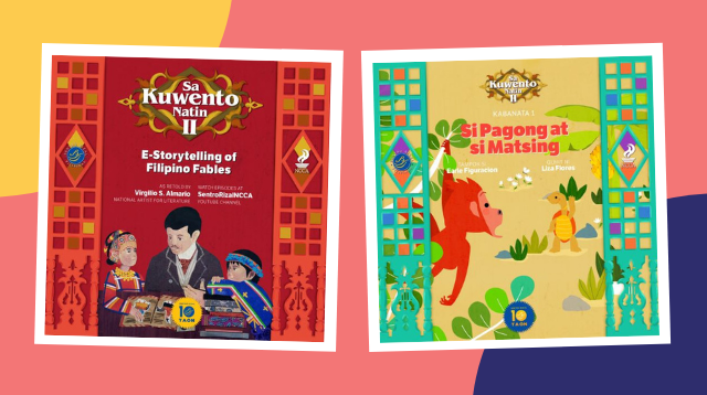 'Si Pagong At Si Matsing' At Iba Pang Pabula Mapapanood Na Online
