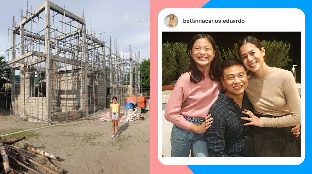 Bettinna Carlos, Mikki Eduardo Will Soon Have Their Dream Home In La Union