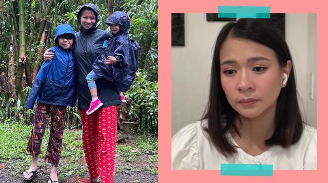 LJ Reyes Says She Held On For The Kids: 'Inisip Ko Baka Kailangan Nila Ng Complete Family'