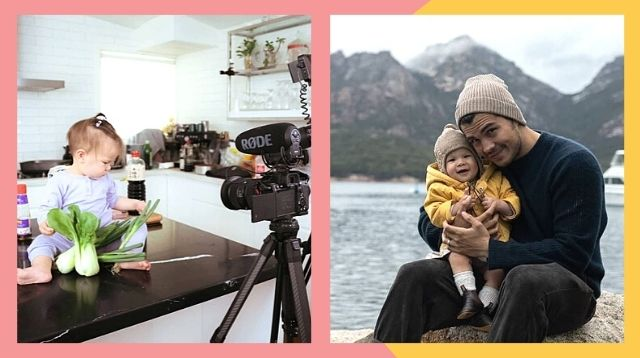 How Erwan Heussaff Feeds Dahlia Without Resorting To Kid Food
