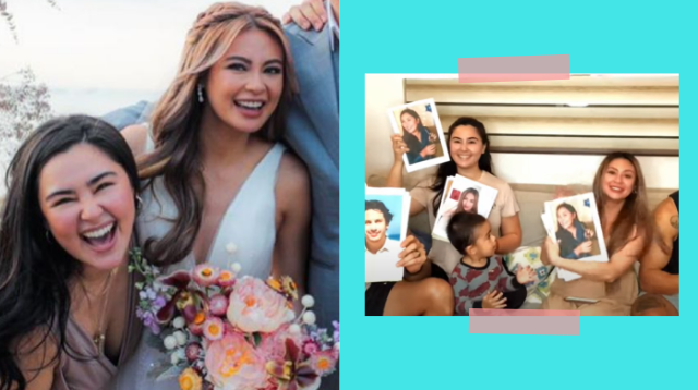 New Mom Sam Pinto Says SIL Gwen Zamora Is Her Go-To For Anything Baby-Related