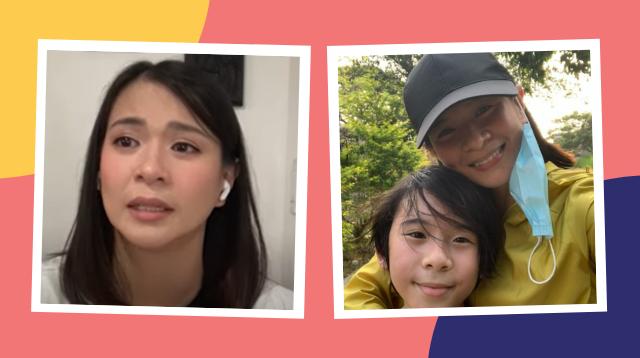 Nag-Sorry Si LJ Reyes Sa Anak, Pero Sagot Ni Aki: 'You Complete Us, Mom'