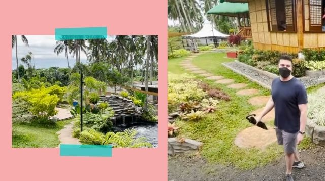 See Vilma Santos' 'Dream Farm' In Lipa That Almost Hosted Jessy And Luis' Wedding