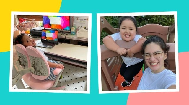 Pauleen Luna Worries About Tali's Lack Of Physical Interaction In Online Learning