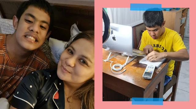 Candy Pangilinan Says Son's Kindness Reminds Her: That's Your Reward For Being Good, Mom