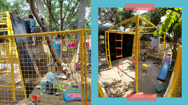 Mom Had A Playground Built For Her Kids So They Can 'Be Happier' And She Can Avoid Burnout