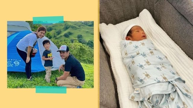 It's Another Boy For Kaye Abad And Paul Jake Castillo!