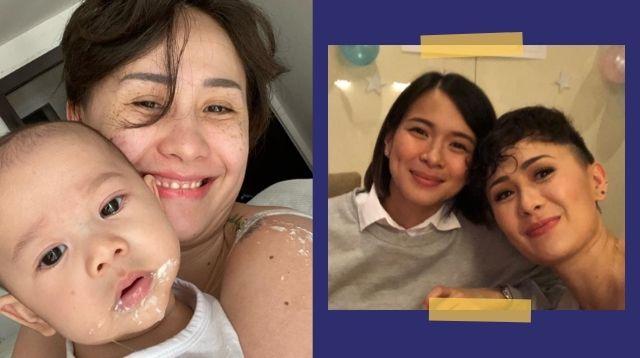Sabi Ni Chariz Solomon, Si LJ Reyes Ang Nag-Inspire Sa Kanya Mag-Breastfeeding
