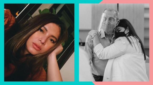 Ama At Family Members Ni Angel Locsin 'From Separate Houses' Tinamaan Ng COVID-19