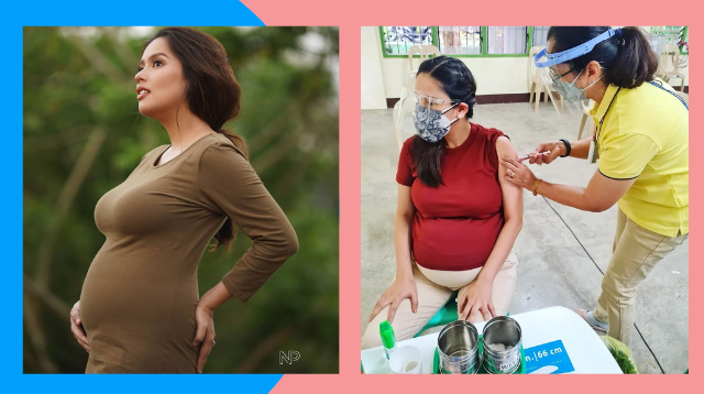 Neri Miranda Gets Fully Vaccinated Before Giving Birth: 'COVID Is Real'