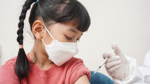 Pfizer Says Its COVID-19 Vaccine Safe For Ages 5 To 11 Years Old