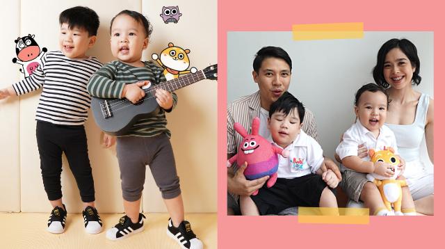 Dahil Sa 'My Sharona,' Gumawa Na Ng Original Songs For Kids Si Jim At Saab