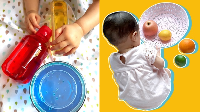 Babies Learn Through Play: 5 Multisensory And Low-Cost Activities (0-12 Months)
