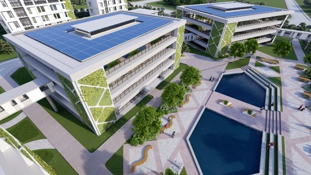 A Philippine Science High School Campus Will Rise In New Clark City