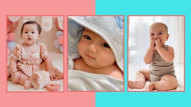 These Babies Said Hello In 2021, And We Can't Enough Of Their Cuteness!
