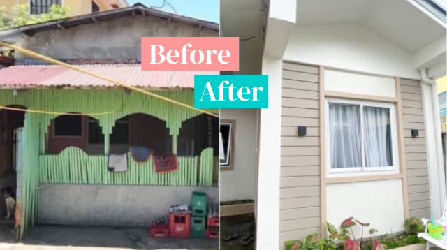 This Couple Spent Around P800K To Transform An Old Apartment Into A Bright And Cozy Home