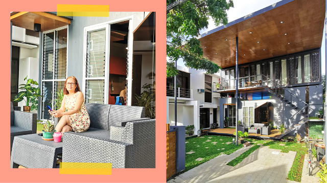 Ang Ganda At Aliwalas! Son Gifts His Mother With A Modern Tropical Home In Cavite