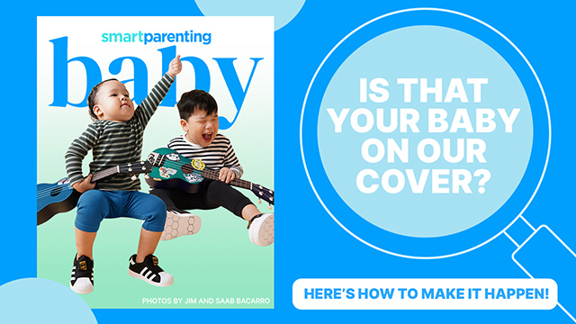 Celebrate Your Baby's First Year! How To Be Part Of The Smart Parenting Baby Cover