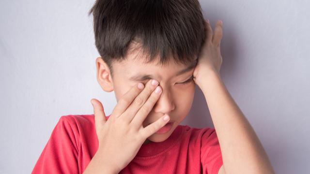 5 Kadalasang Dahilan Kung Bakit Masakit Ang Mata Ng Bata