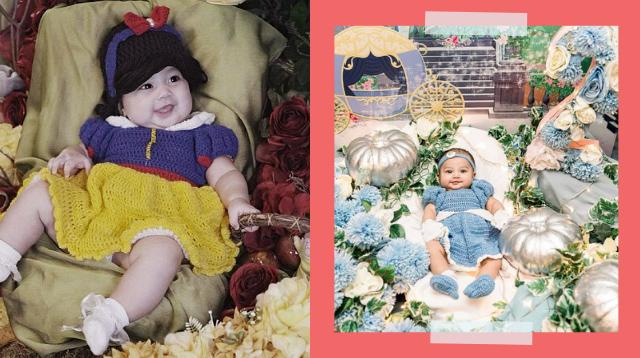 Zeinab Harake's Monthly Milestone Vids Of Baby Bia As Disney Princesses Get Over 11M Views