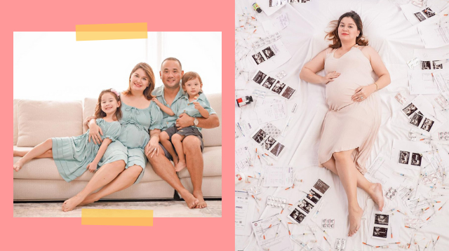 Nadine Samonte Shares Reality Of Having APAS And PCOS In Maternity Shoot