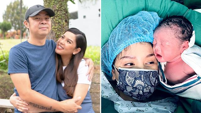 Neri Miranda Gives Birth To Baby Boy! 'Meet Manuel Alfonso Miranda'