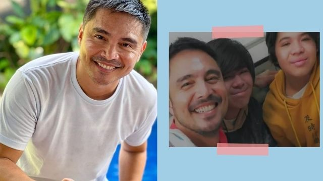 Marvin Agustin Says He's 'Always Honest' With His Kids 'What I Go Through With Life'