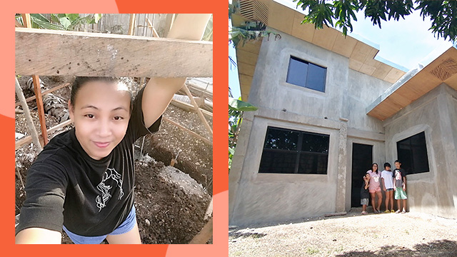 How This Single Mom Built A House Without Borrowing Money
