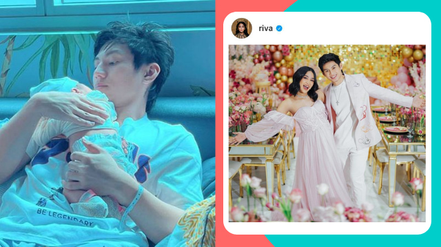 Actress-Vlogger Riva Quenery Gives Birth To Baby Girl