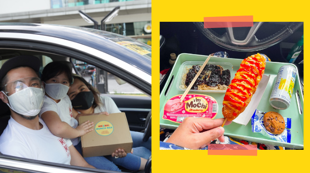 7 Spots In Metro Manila And Nearby Areas Where You Can Park And Dine Inside Your Car