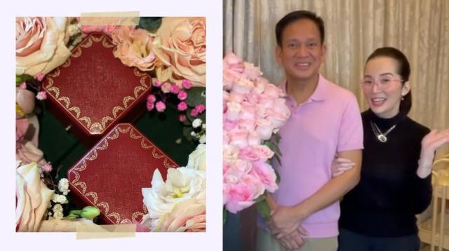 ICYMI, Kris Aquino Is Engaged! 'Looking Forward Na Kong Maging Sarmiento'