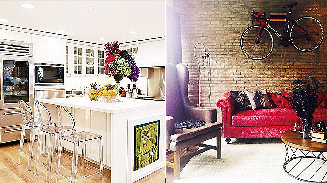 5 Celebrity Spaces We've Bookmarked as Home Pegs
