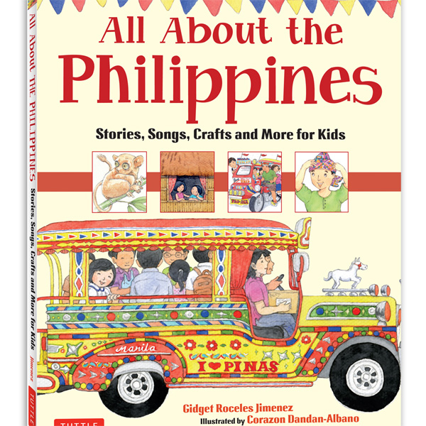 New Book 'All About the Philippines' Teaches Kids Diversity and History