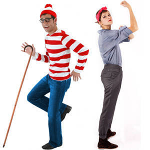 10 Easy, No-Cost Costumes for Moms and Dads