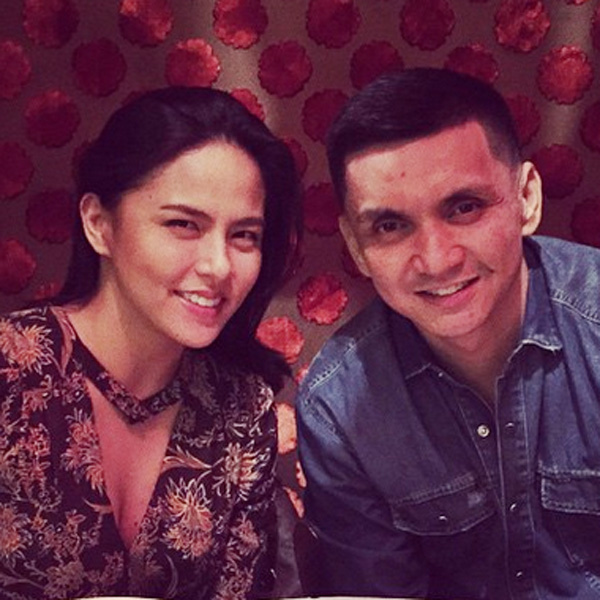 Top of the Morning: LJ Moreno & Jimmy Alapag Welcome a Daughter