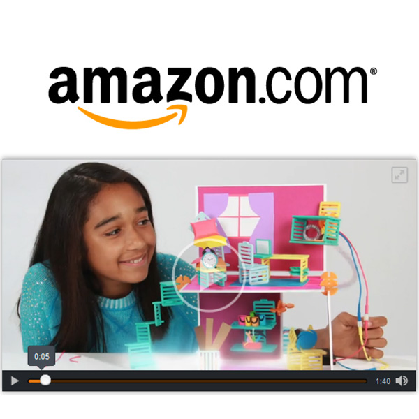 Top of the Morning: Amazon Launches Science Toy Store