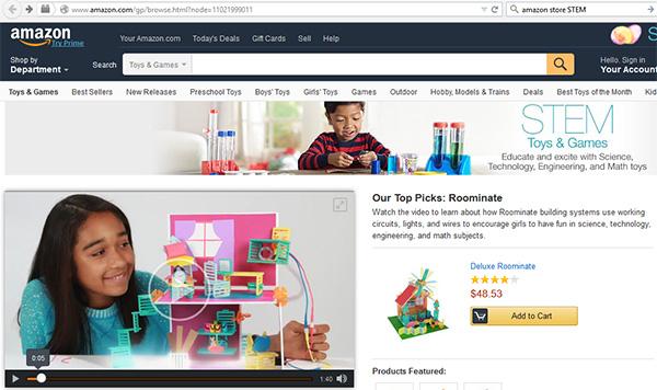 Amazon STEM