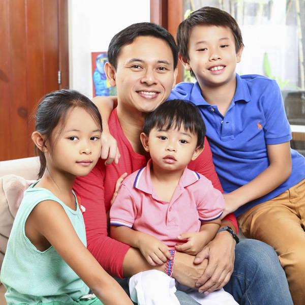 Dad we Love: Senator Sonny Angara