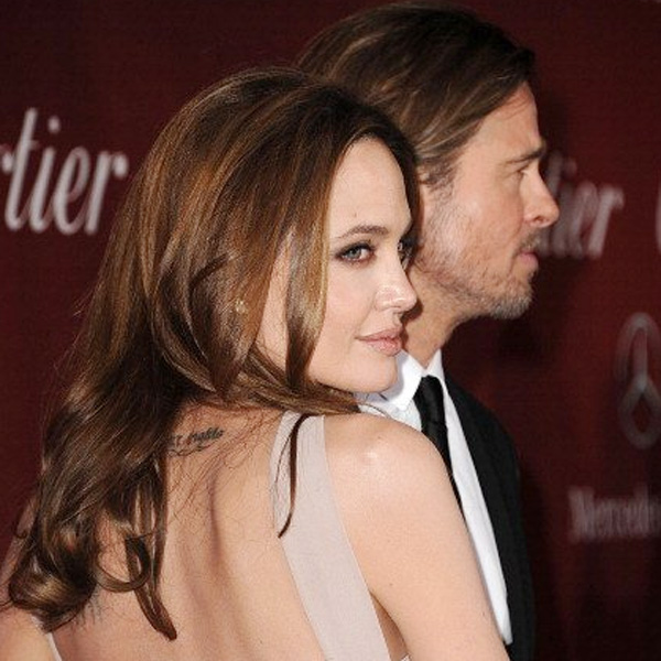 Top of the Morning: Brangelina to Adopt Boy from Syria - Reports